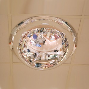 Indoor Full Dome Safety Mirror 600mm