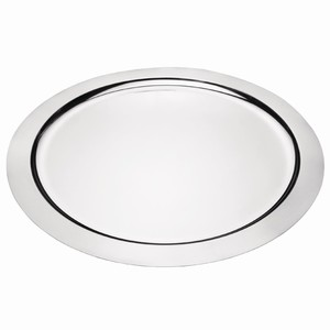 Olympia Food Presentation Tray Stainless Steel Rou